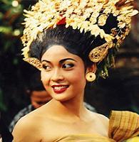 Quiero ser una bailarina balinesa